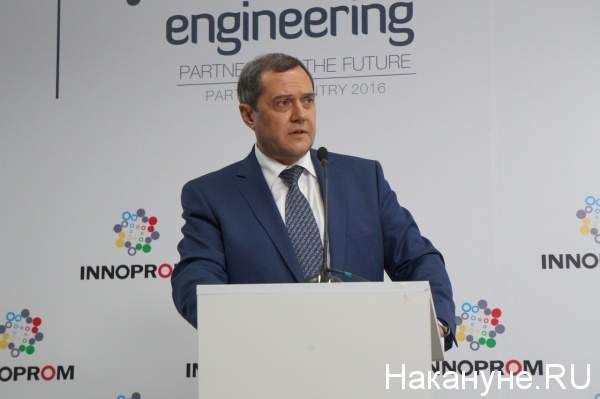 Президент ассоциации производителей станкоинструмента Георгий Самодуров|Фото: Накануне.RU