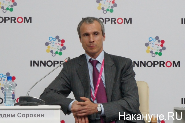 "Гендиректор ""Стана"" Вадим Сорокин|Фото: Накануне.RU"