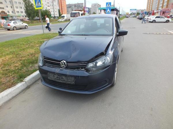 поврежденный автомобиль|Фото:ГИБДД УМВД России по Курганской области