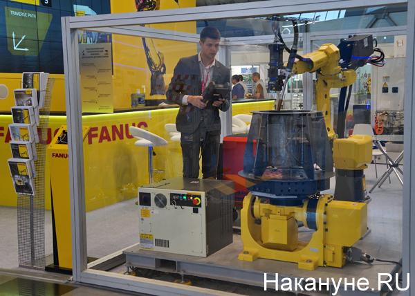 fanuc, иннопром, станки|Фото: Накануне.RU