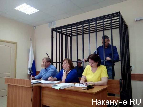 суд, дело полицеских, курган Фото: Накануне.RU