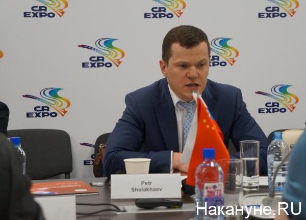 Пётр Шелахаев, Генеральный директор Агентства Дальнего Востока по привлечению инвестиций и поддержке экспорта; Фото: