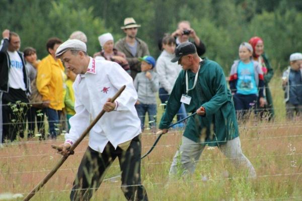 турнир косарей, косарь, коса|Фото: Департамент информационной политики губернатора