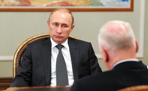 Путин, Бастрыкин|Фото: kremlin.ru