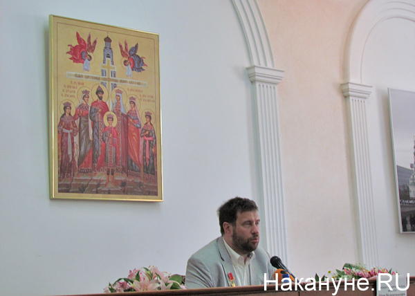 встреча с Петром Мультатули Фото: Накануне.RU