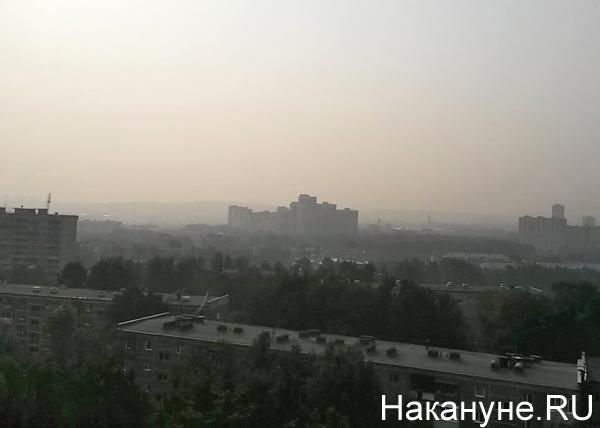 дымка, смог, пожары|Фото: Накануне.RU