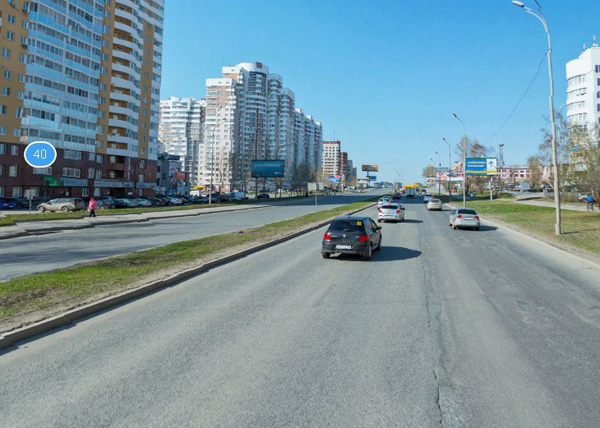 ул. Токарей, Екатеринбург Фото: мэрия Екатеринбурга
