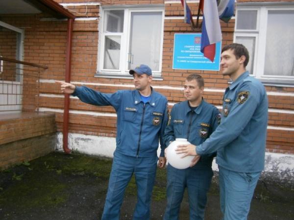 спасатели, МЧС Фото: ГУ МЧС по СО
