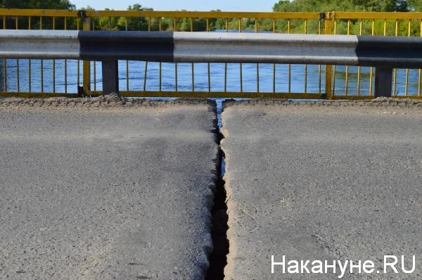 мост в Малое Чаусово|Фото:Накануне.RU