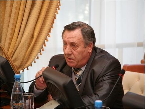 Михаил Котюсов|Фото:пресс-служба Курганской областной Думы
