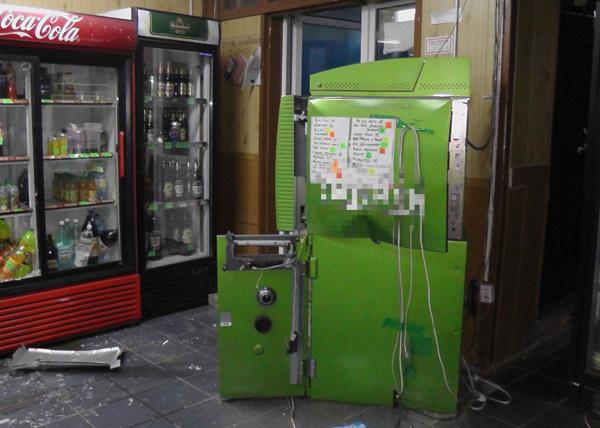 "Налеты на банкоматы ""Сбербанка"" Фото: 59.мвд.рф"