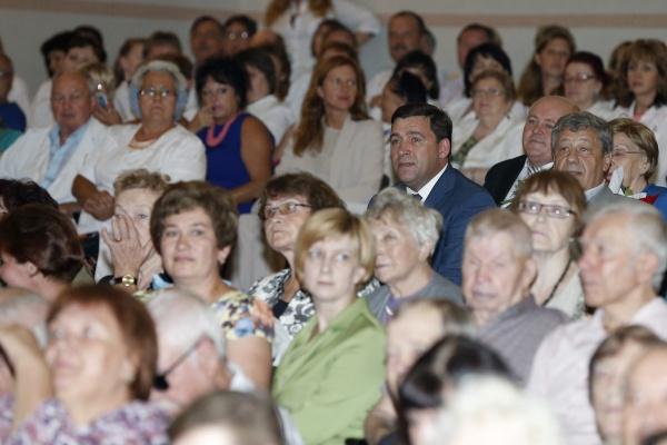 Евгений Куйвашев|Фото: Департамент информационной политики губернатора