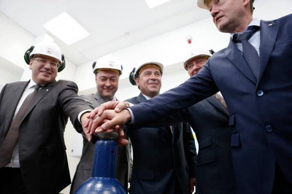 СУМЗ, Куйвашев, Козицын|Фото: Департамент информационной политики губернатора