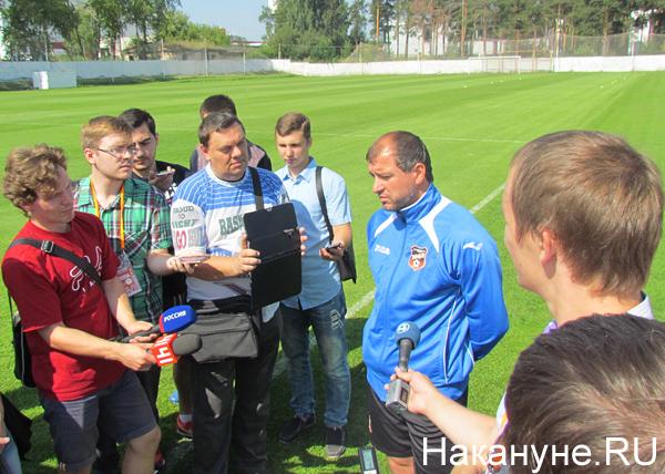 Вадим Скрипченко, ФК Урал|Фото: Накануне.RU