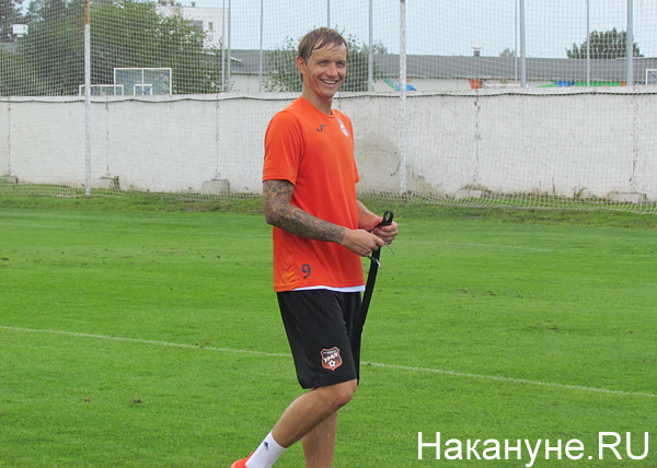 Роман Павлюченко, ФК Урал|Фото: Накануне.RU