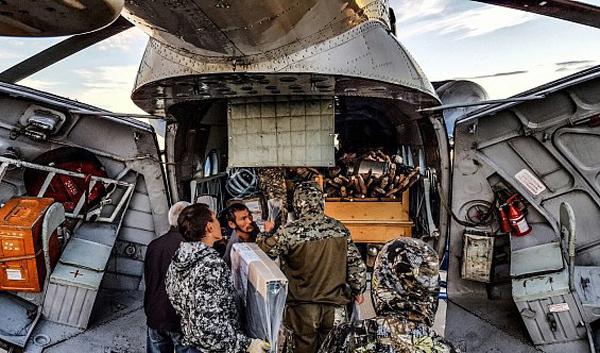 эвакуация, Ямал, сибирская язва|Фото: правительство.янао.рф