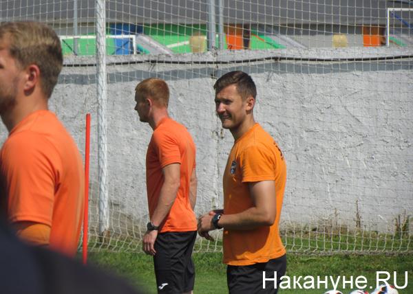 Александр Павленко, ФК Урал|Фото: Накануне.RU