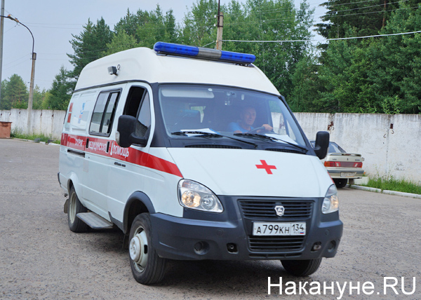 скорая помощь, Соликамск(2016)|Фото: Накануне.RU