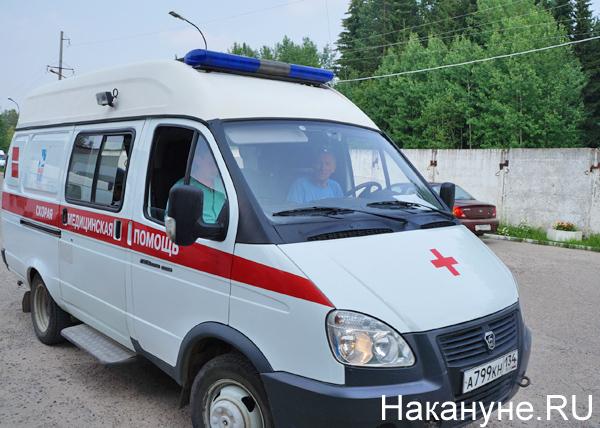 скорая помощь, Соликамск|Фото: Накануне.RU