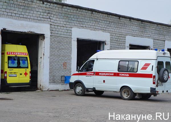скорая помощь, Соликамск, реанимация Фото: Накануне.RU