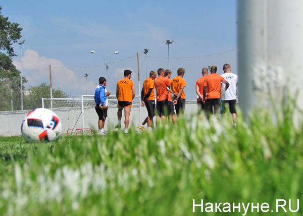 тренировка, футбол, ФК Урал|Фото: Накануне.RU