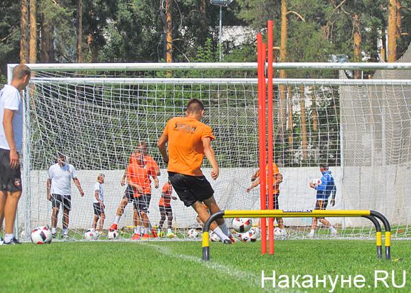 тренировка, футбол, ФК Урал(2016)|Фото: Накануне.RU