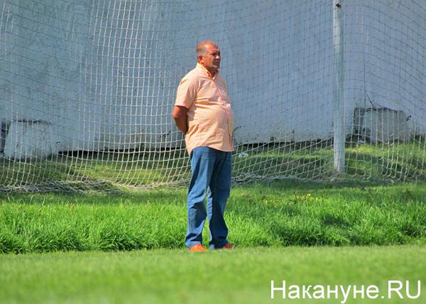 Григорий Иванов, ФК Урал|Фото: Накануне.RU