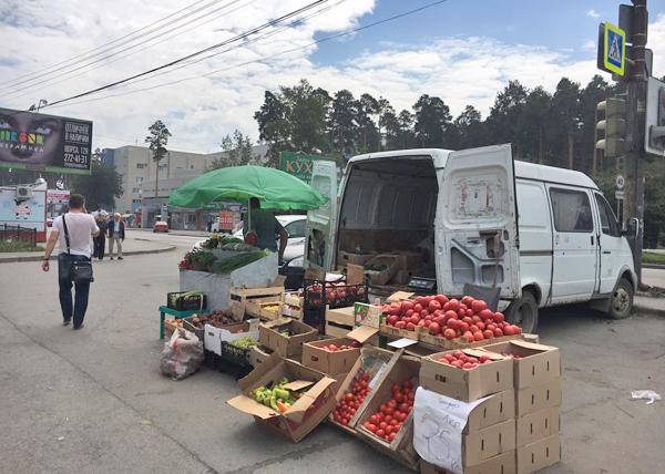 торговля, рейд, полиция, Волгоградская Фото: УМВД Екатеринбурга