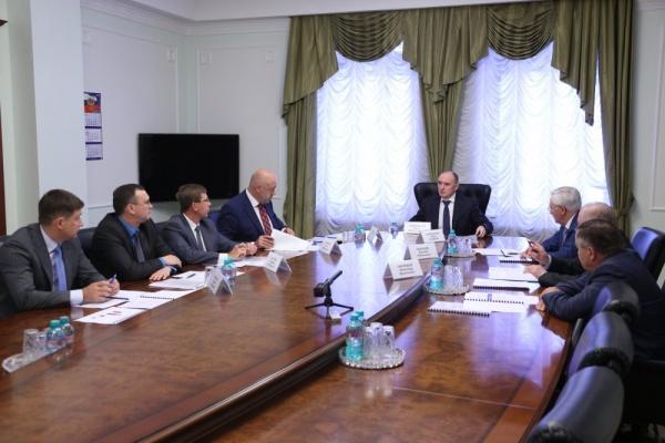 Борис Дубровский, совещание, капремонт, взносы на капремонт,|Фото: Накануне.RU