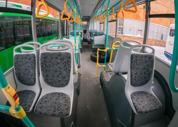 автобус, сиденья|Фото: мэрия Екатеринбурга