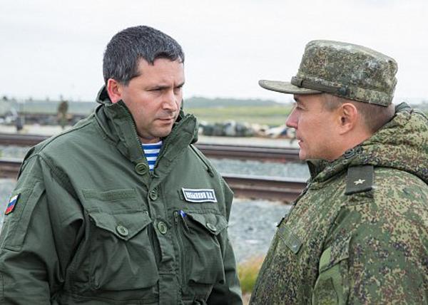 Ямал, сибирская язва, военные, Кобылкин|Фото: правительство.янао.рф