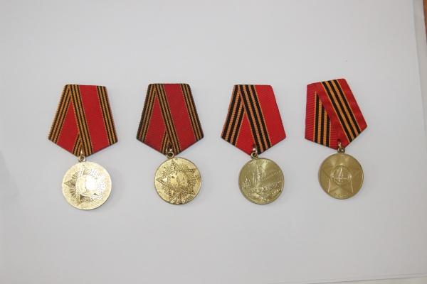 госнаграды, ордена, медали|Фото: ГУ МВД России по СО