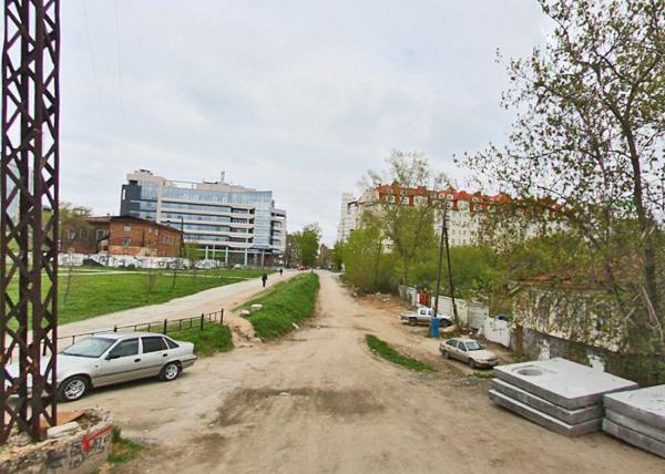 Екатеринбург, подъезд к набережной на ул. Карла Маркса|Фото: мэрия Екатеринбурга