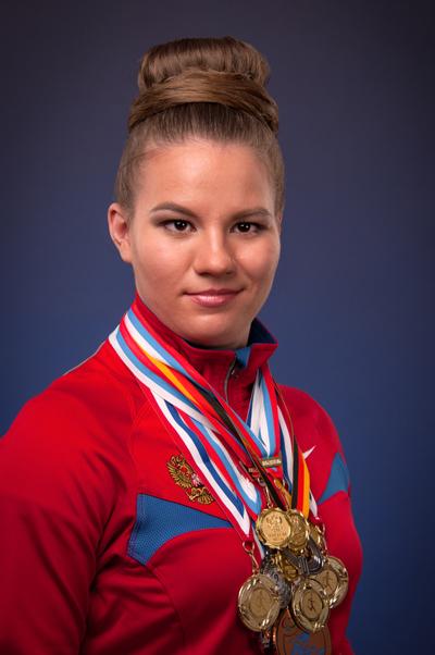 Анна Пимуткина, мастер спорта России|Фото: admsurgut.ru