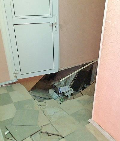 Нижний Тагил, онкодиспансер, обрушение|Фото: прокуратура Свердловской области