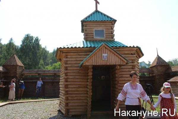 крепость Чебаркуль, часовня,|Фото: Накануне.RU