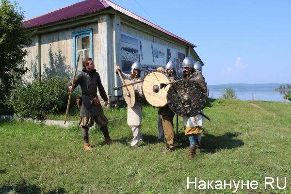 крепость, Чебаркуль, реконструкция исторических событий,|Фото: Накануне.RU