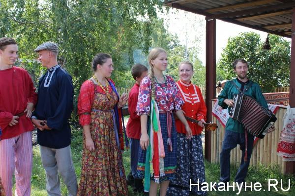 крепость Чебаркуль, народные гуляния,|Фото: Накануне.RU