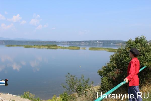 Озеро Чебаркуль|Фото:Накануне.RU