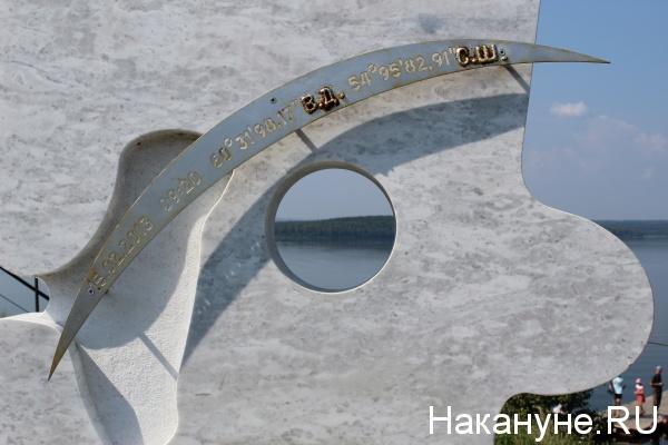 стела метеориту Челябинск|Фото: Накануне.RU