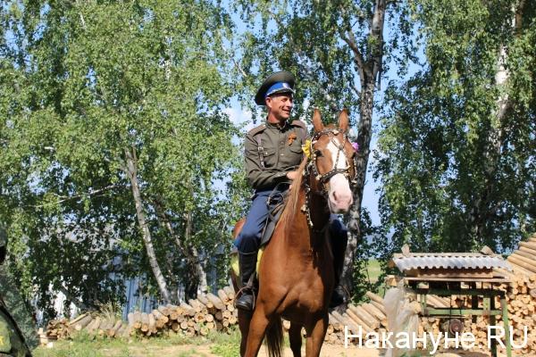 крепость Чебаркуль, казак,|Фото: Накануне.RU