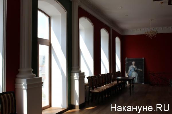 Музей пельменя, Дом купца Смирнова, Миасс, парадная зала,|Фото: Накануне.RU