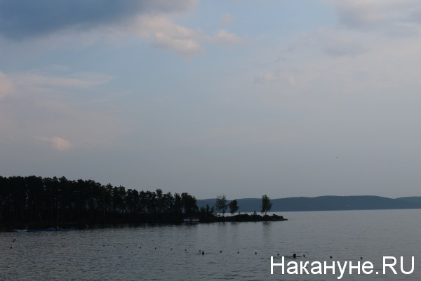озеро Тургояк|Фото: Накануне.RU