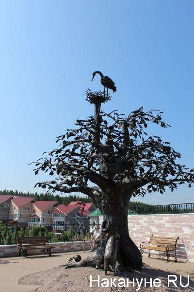 горный парк Бажова, древо жизни,|Фото: Накануне.RU,