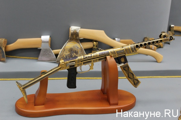 Златоустовская оружейная фабрика,|Фото: Накануне.RU