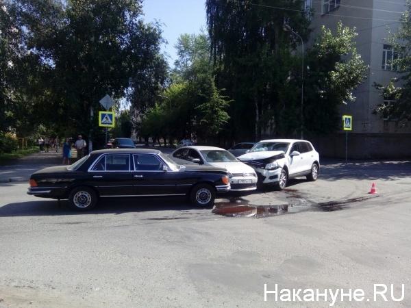 ДТП, Курган, Богомолова, Назаренко|Фото:Накануне.RU