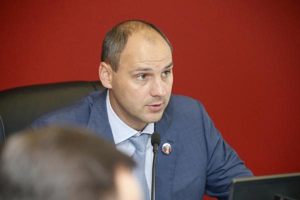 Денис Паслер|Фото: ДИП губернатора Свердловской области