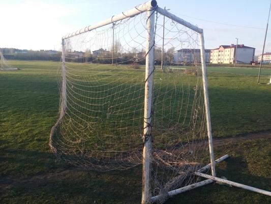 старые футбольные ворота|Фото: prokuratura.ur.ru
