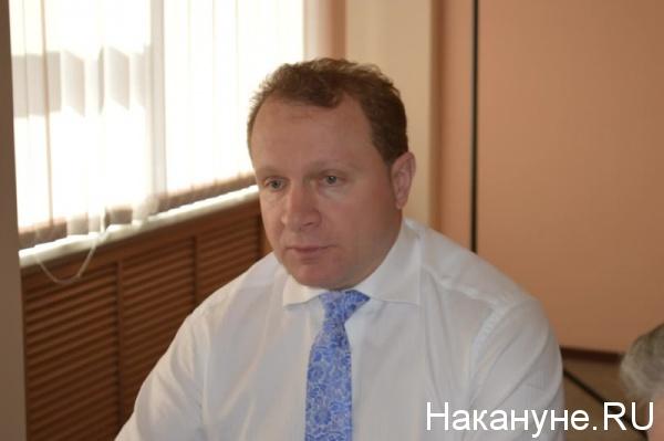 и.о. ректора КГУ Константин Прокофьев|Фото: Накануне.RU