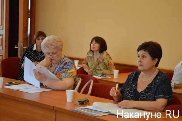 депутатская комиссия, Курган|Фото:Накануне.RU